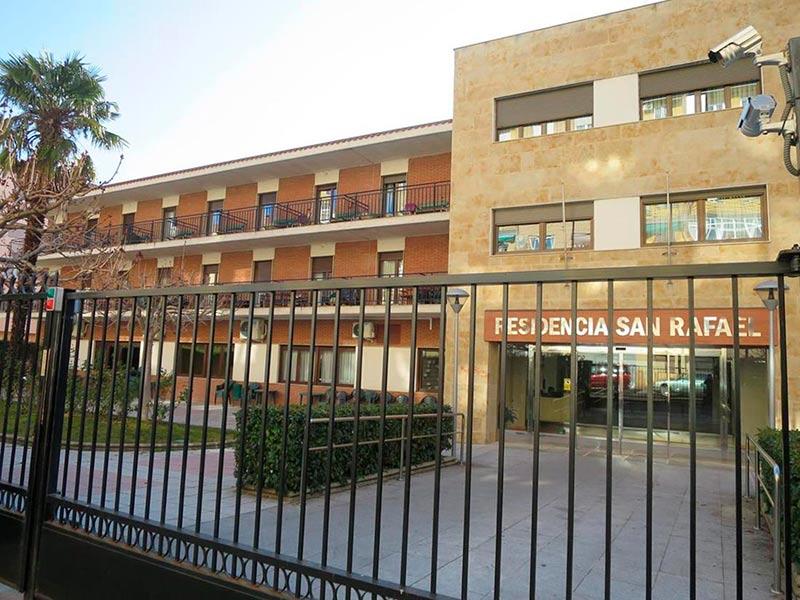 residencia mayores san rafael