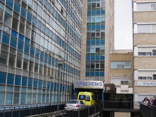 hospital virgen vega