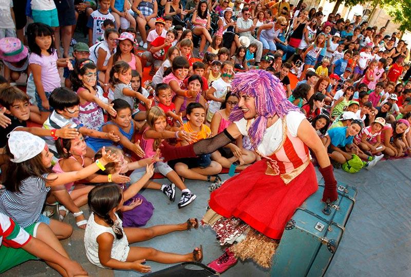 ICALferia teatro ciudad rodrigo