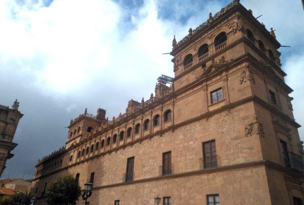 palacio monterrey