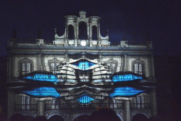 Festival de Luz y Vanguardias 2018. (1)