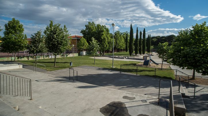 Parque de Wurzburg.