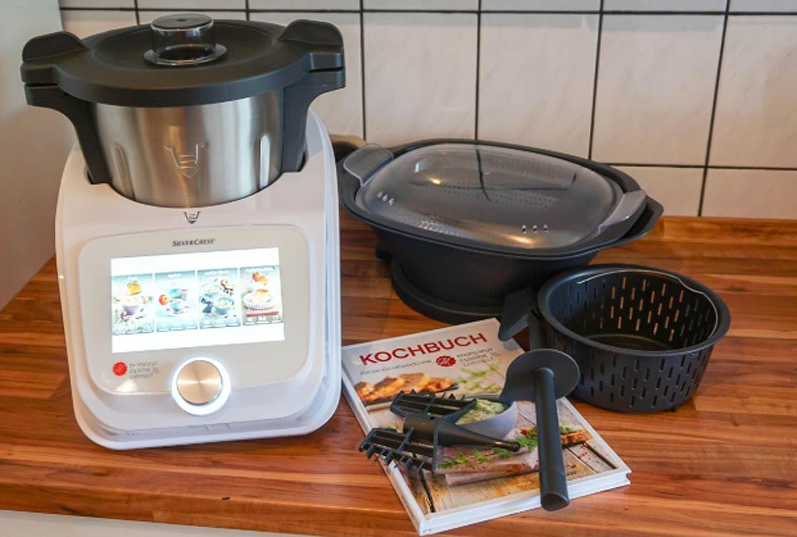 lidl monsieur cuisine robot cocina