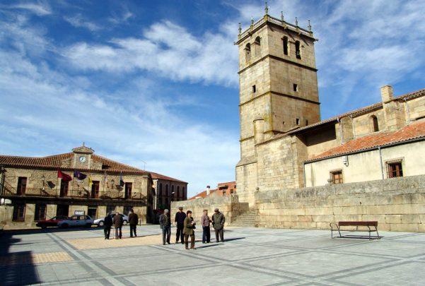 vitigudino plaza