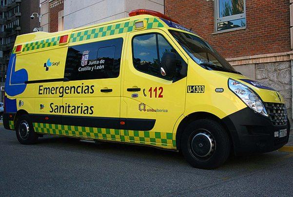 ambulancia soporte vital basico