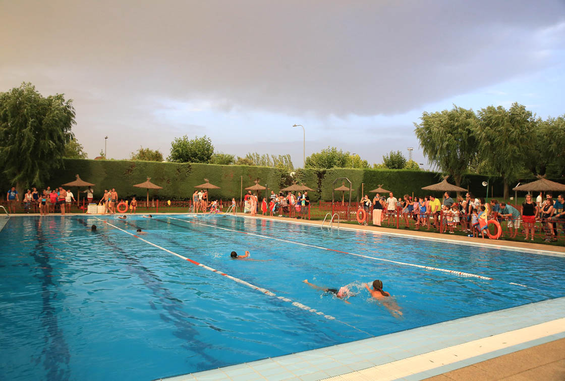 carbajosa piscinas