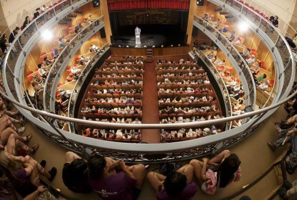 ICAL feria teatro ciudad rodrigo