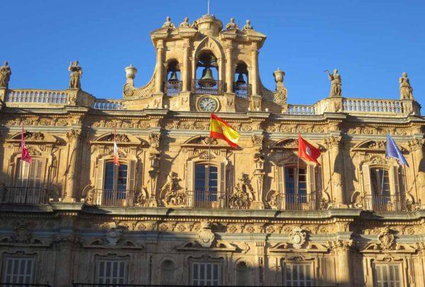ayuntamiento fachada plaza mayor 2