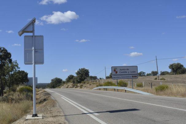 Carretera de Vitigudino,
