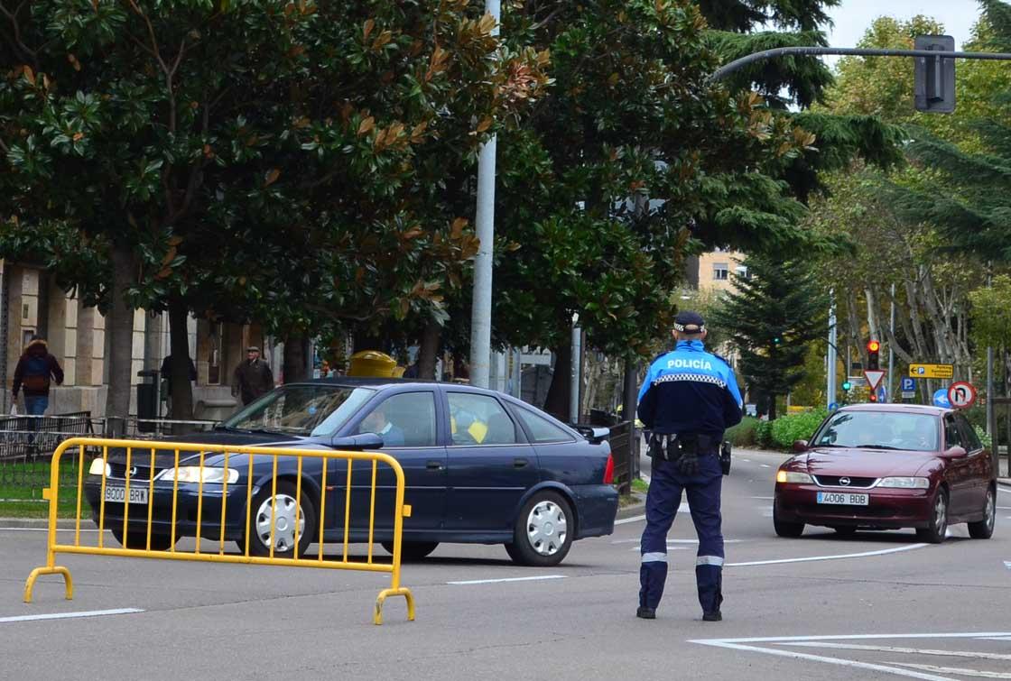 policia local trafico
