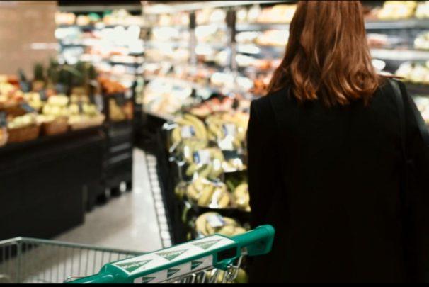 supermercado compra consumo