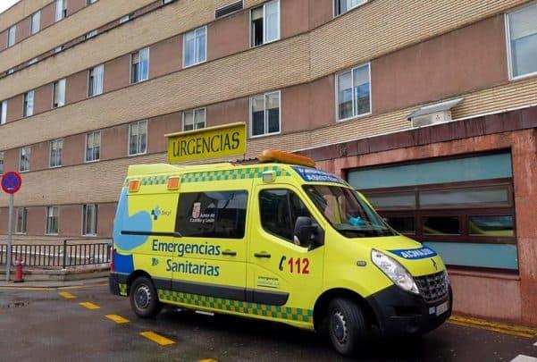 urgencias hospital clinico