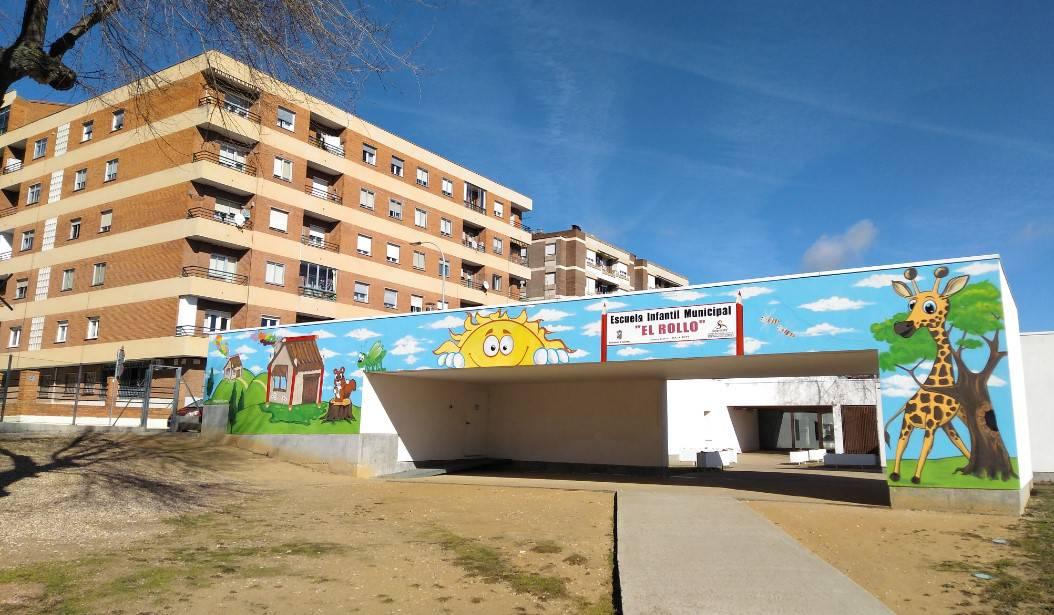 escuela infantil guarderia municipal el rollo