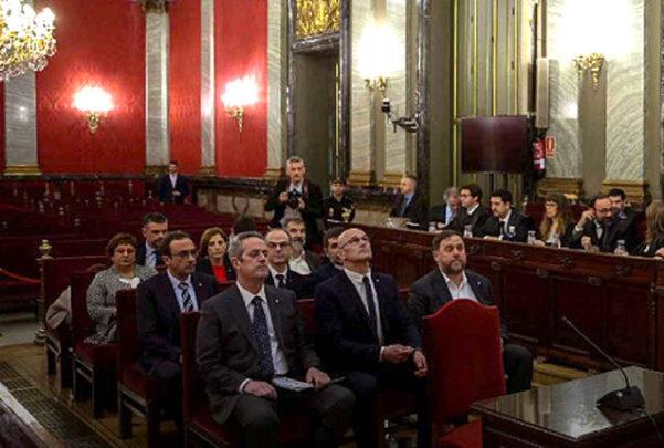 proces cataluña juicio supremo