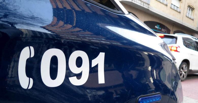 Policia Nacional, coche Policia Nacional.