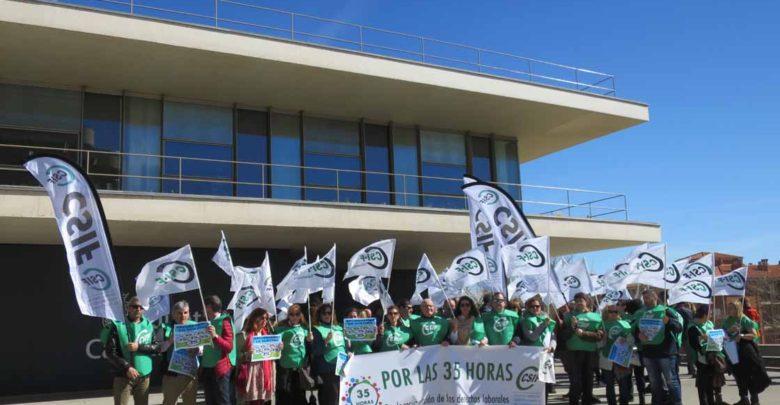 funcionarios junta 35 horas protesta (1)