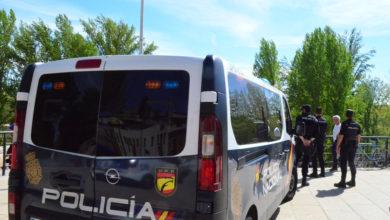 Policía Nacional, policía nacional lunes de aguas.