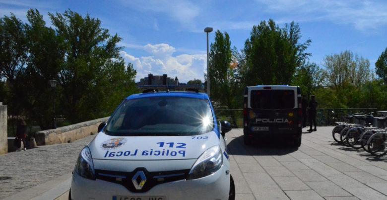 Policia Local, Policía Nacional, Policía lunes de aguas.