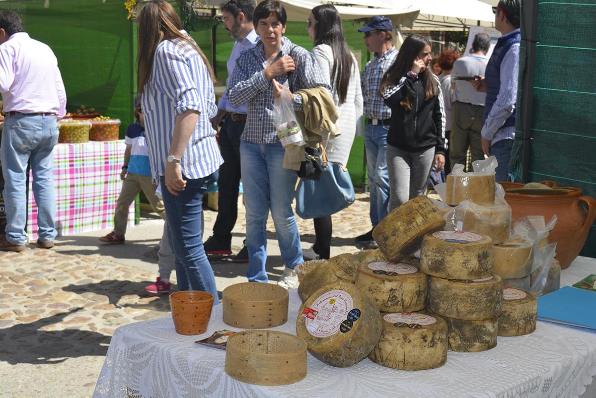 Feria del Queso, Hinojosa de Duero.
