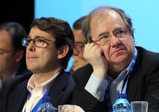 Herrera y Mañueco
