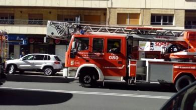 bomberos de salamanca