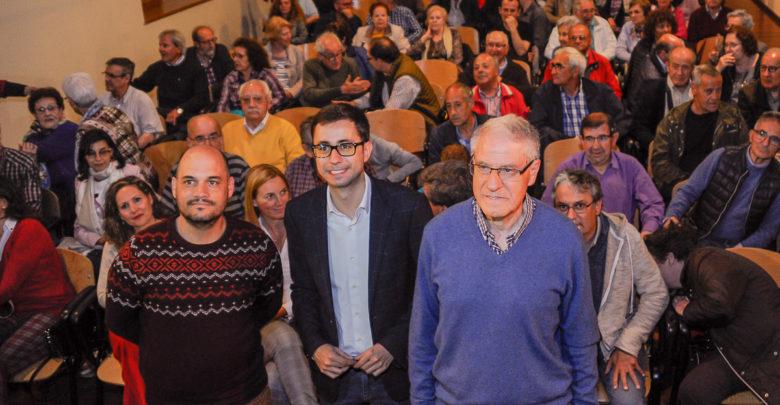 José Luis Mateos, PSOE Salamanca, Jesús Málaga, Pizarrales