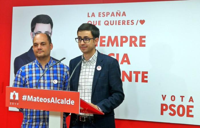 José Luis Mateos, PSOE Salamanca