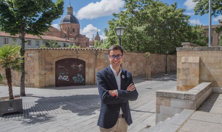 Jose Luis Mateos, PSOE, Salamanca