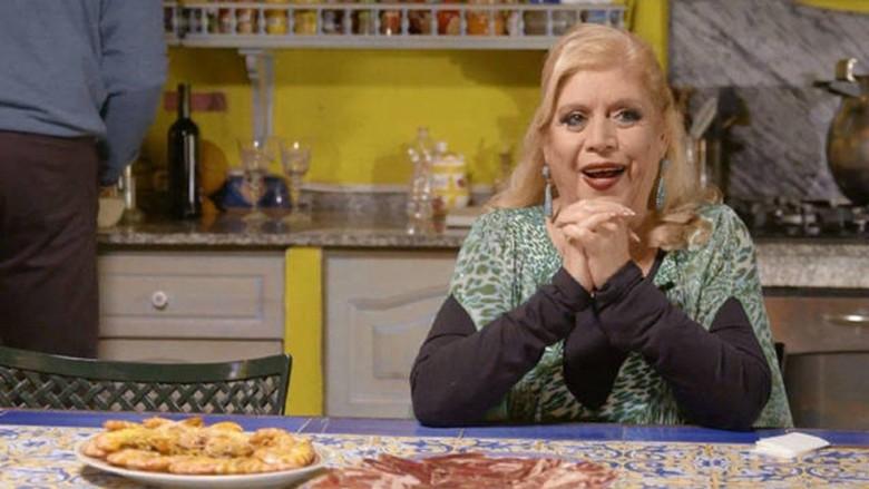 María Jiménez. Foto. Telecinco.