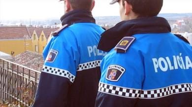 Policia Local Aranda de Duero.