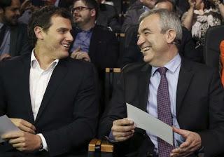 Rivera y Garicano, claves en el desenlace