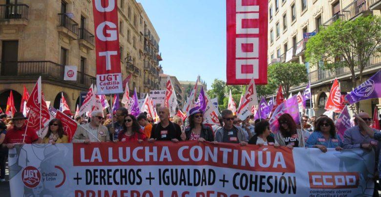 manifestacion 1º mayo dia trabajo (2)