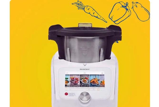 robot cocina lidl