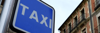 Taxi, Salamanca