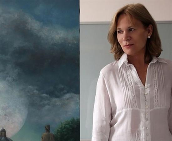 Consuelo Hernández recibe un premio de la Real Academía de las Artes, Ciencias y Letras de Paris.