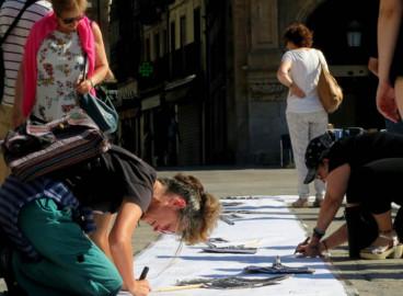 El Movimiento Feministas de Salamanca, Violencia de Género