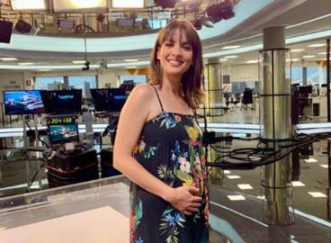 Esther Vaquero, la presentadora salmantina.