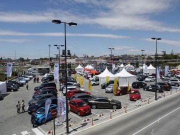 coche centro comercial el tormes Feria del Vehículo Seminuevo Tormes (15)