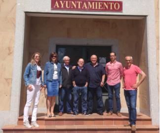 Ayuntamiento de Villoruela Florentino Hernández, Salamanca