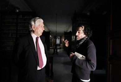 Ical, Chema de la Peña, Mario Vargas Llosa