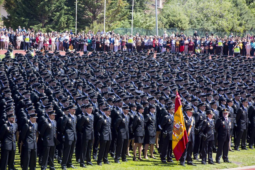 ICAL escuela policia avila