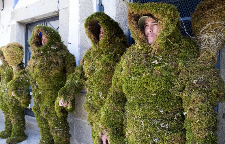 ICAL,los hombres de musgo, Béjar