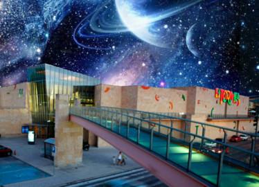 Centro Comercial El Tormes, Planetario, Salamanca