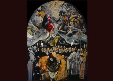 El entierro del Conde de Orgaz y la Universidad de Salamanca
