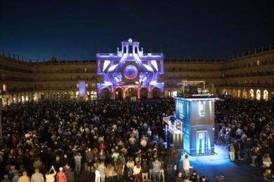Festival Luz y Vanguardias, Salamanca