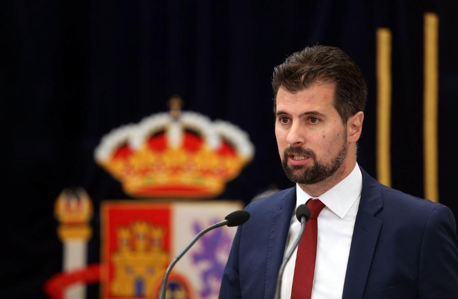 Tudanca y Pedro Sánchez.