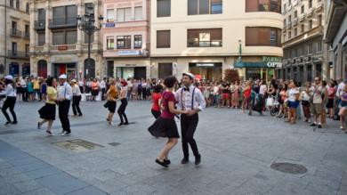 baile liceo swing, Salamanca
