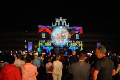 festival luz y vanguardias Salamanca