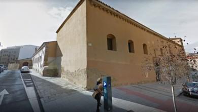 convento de Santa Clara detras breton