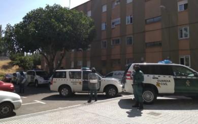guardia civil robo barrio san jose